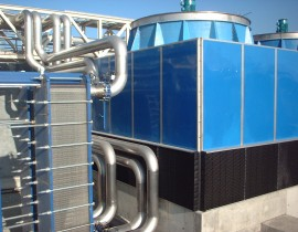 COOLING TOWERS AND HUMIDIFIERS